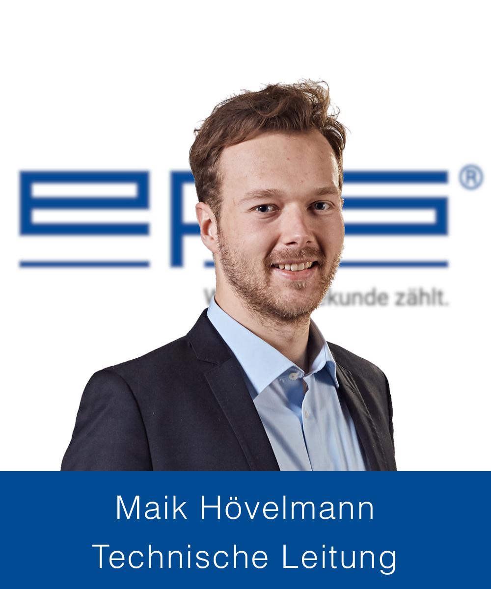 Maik Hövelmann - EPS Vertriebs GmbH