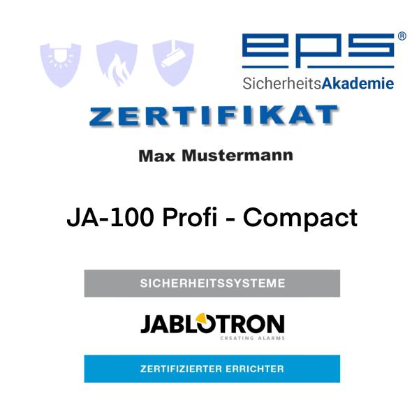 AS-218 JA-100 Profi compact